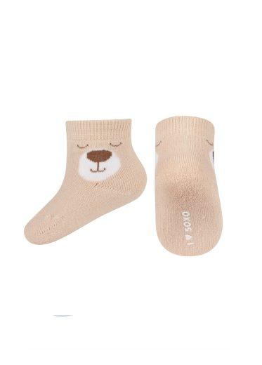 Ponožky Soxo 77539 ABS Tlamičky