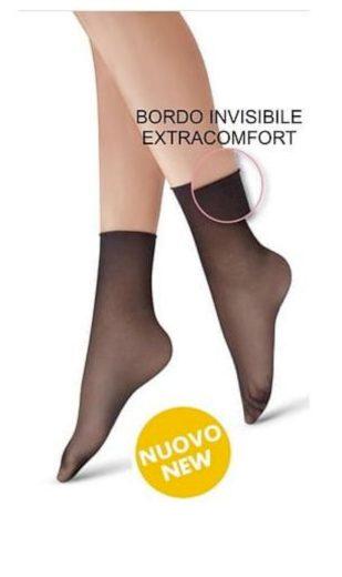 Dámské ponožky CALZ. VELATO 15 UNICA 2P
