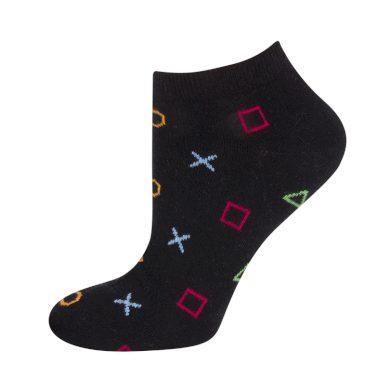 Vzorované ponožky GOOD STUFF - geometrické postavy