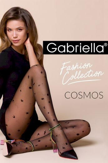 Dámské punčochové kalhoty Gabriella Cosmos code 459