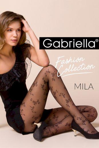 Dámské punčochové kalhoty Gabriella Mila code 464