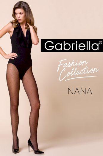 Dámské punčochové kalhoty Gabriella Nana code 460