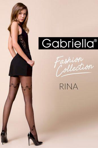 Dámské punčochové kalhoty Gabriella Rina code 462