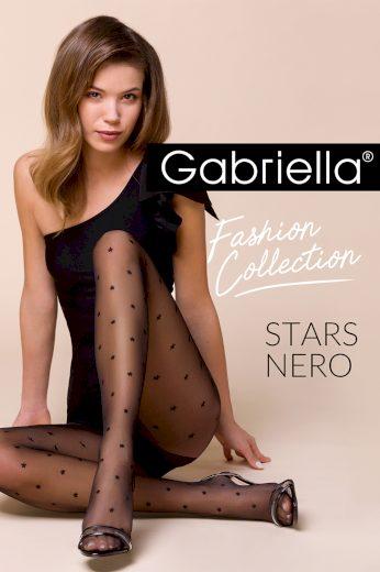 Dámské punčochové kalhoty Gabriella Stars code 457