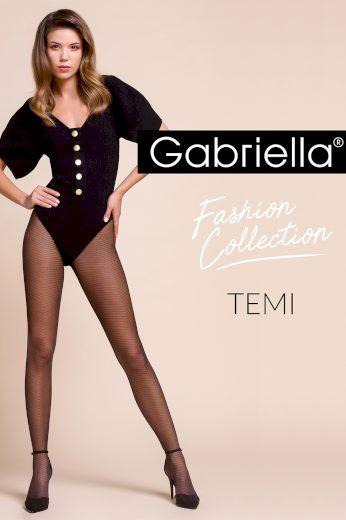 Dámské punčochové kalhoty Gabriella Temi code 455