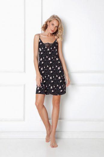 Dámská noční košilka Aruelle Abbey Nightdress w/r XS-2XL