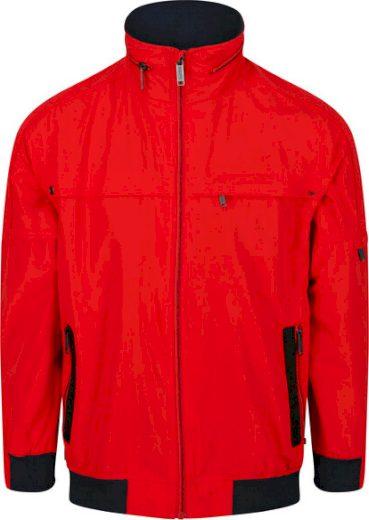 Pánská bunda Regatta RMW312 Montel 2EY červená