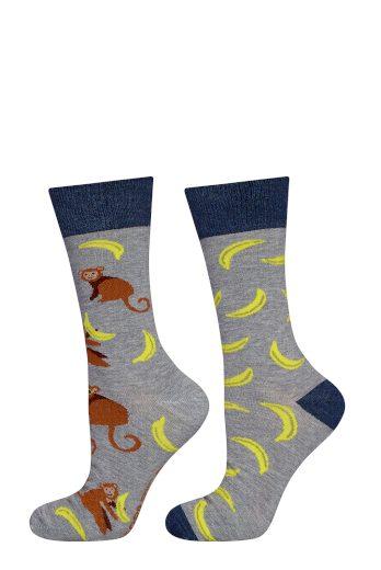 Pánské nepárové ponožky Soxo Good Stuff 3132