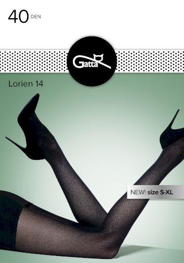 Dámské punčochové kalhoty Lorien 14 - 40 den - Gatta