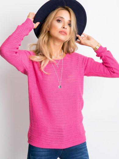 Dámský pletený svetr 101035 - RUE PARIS