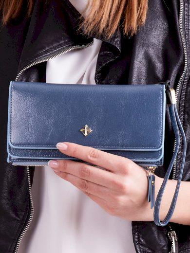 Dámská peněženka s modrou rukojetí 1825 - FPrice