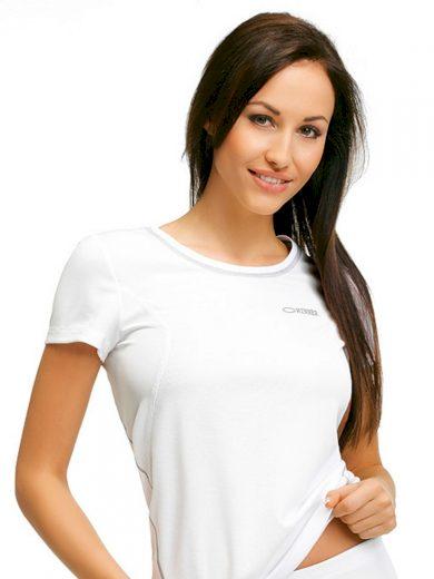 Sportovní tričko Classic IX white - WINNER