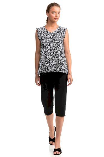 Dvoudílné dámské pyžamo  14056