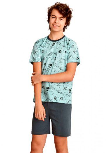 Chlapecké pyžamo Taro 344 146 Peprmint