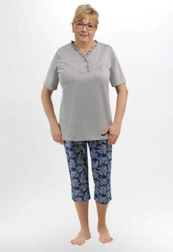 Dámské pyžamo Martel Waleria I 215 kr/r 3XL-4XL