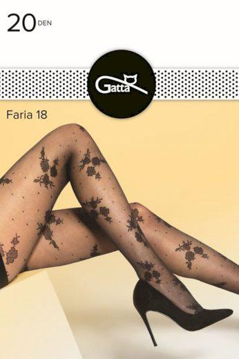 Dámské punčochové kalhoty Gatta Faria 18
