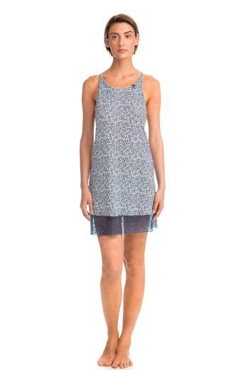 Vamp - Pohodlná dámská noční košilka 14810 - Vamp