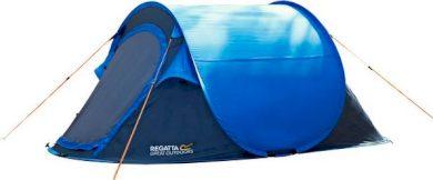 Stan pro 2 osoby Regatta RCE001 MALAWI 2 Modrý