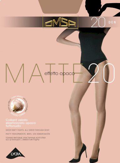 Dámské punčochové kalhoty Matte 20 den - Omsa