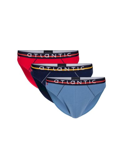 Pánské slipy Atlantic 3MP-083 A'3