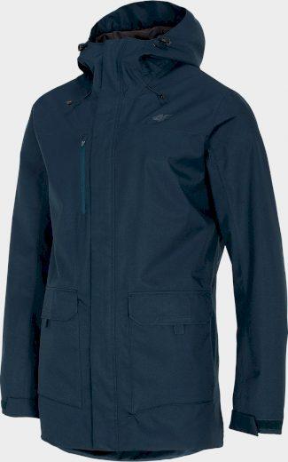 Pánská městská bunda 4F KUM206 Modrá