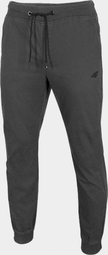 Pánské kalhoty 4F SPMC300 Šedé