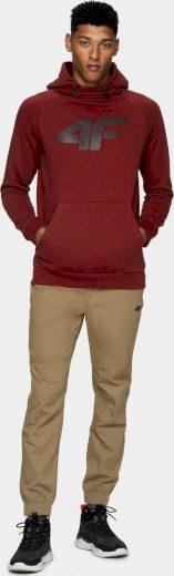 Pánské kalhoty 4F SPMC300 béžové