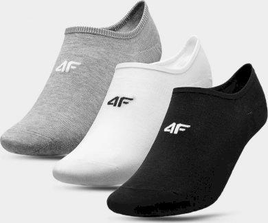 Pánské ponožky 4F SOM300 šedé, bílé, černé