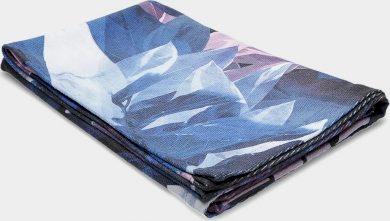 Sportovní ručník 4F RECU202B tmavě modrý