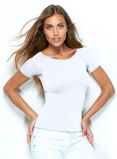 Dámské bezešvé T-shirt Valencia - Intimidea