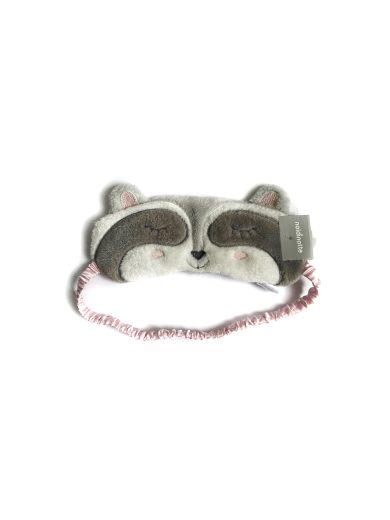 Maska na spaní TR427 šedobílá - Noidinotte