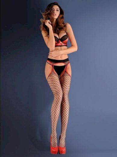 Punčochové kalhoty Erotica Strip Panty 153 - Gabriella