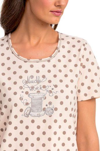 Dámská noční košile 14306 - Vamp