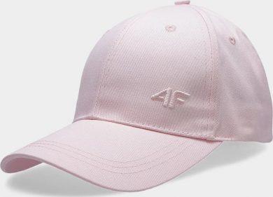 Dámská kšiltovka 4F CAD004 růžová