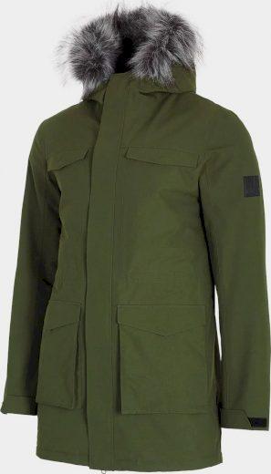 Pánská bunda 4F KUM201 Khaki