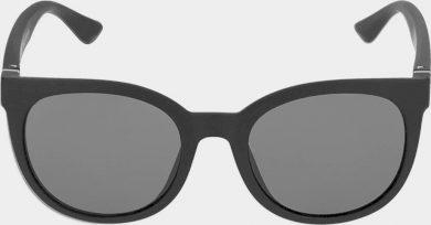 Unisex sluneční brýle 4F OKU062 černé