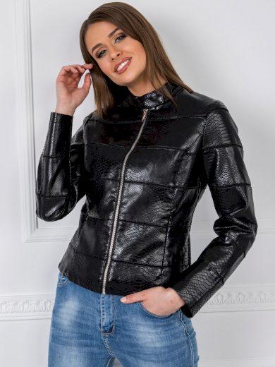 Dámská bunda z umělé kůže AX1925 - FPrice