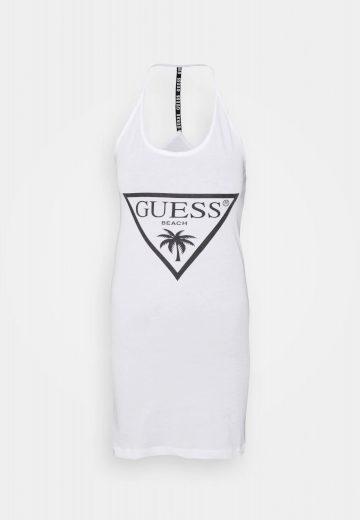 Dámské plážové šaty E02I02JA911 - A009 - GUESS