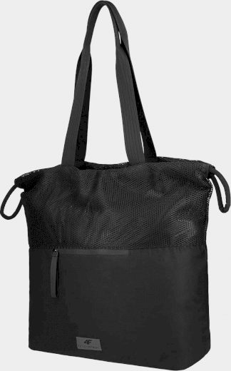Plážová taška 4F TPL201 černá