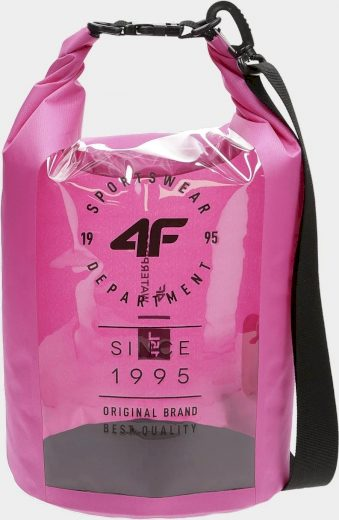 Plážová taška 4F TPL002 růžová neon