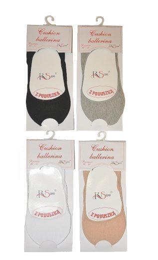Dámské ťapky Risocks Cushion Ballerina Art.5692228