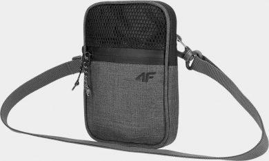 Taška přes rameno 4F TRU001 šedá