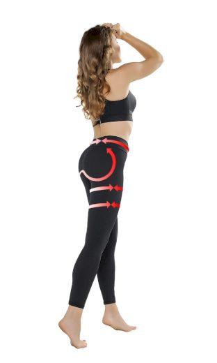 Legíny Push-up Leggings Anti Cellulite - Gwinner