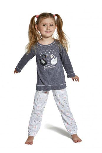 Dívčí pyžamo 379/131 Swan - CORNETTE