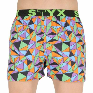 Pánské trenky Styx art sportovní guma trojúhelníky (B1056)