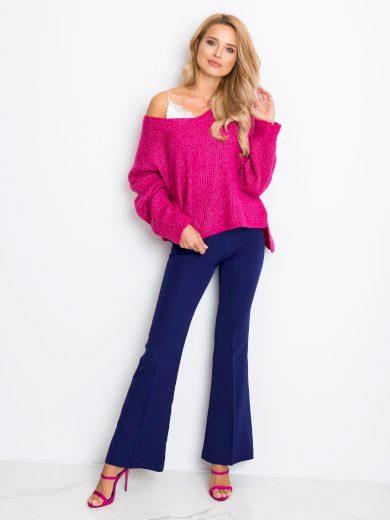 Dámské kalhoty B718 - RUE PARIS