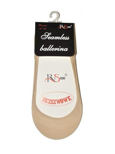 Bezešvé dámské ponožky baleríny Risocks Ballerina Art.5692235