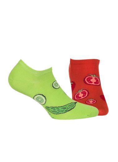 Unisex kotníkové ponožky Wola Funky W91.N02