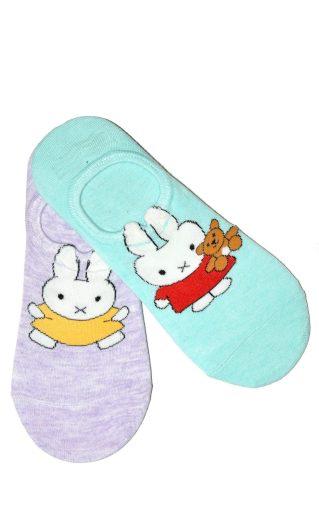 Dámské nízké ponožky WiK Midini 81163 Bunny A'2