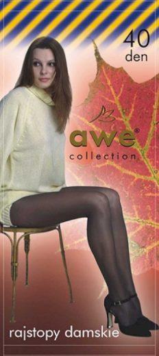 Dámské punčochové kalhoty 40 den - Awe